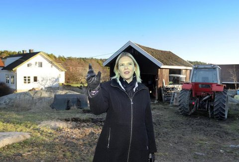 VIL FJERNE BOPLIKTEN: Landbruks- og matminister Sylvi Listhaug (Frp) fikk ikke støtte fra flertallet i Fredrikstad. (Arkivfoto: ANB)