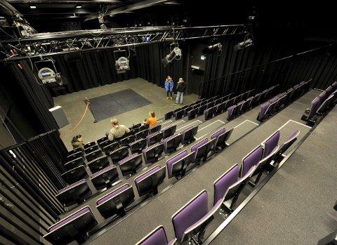 Vurderes: Østfold Kulturutvikling åpnet «Scene K60» på Værste i 2013. Kan tilbudet utvides? Arkivfoto: Trond Thorvaldsen