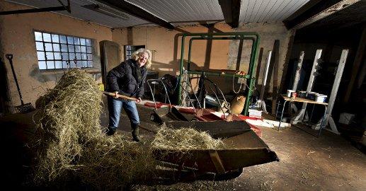 SKUFFET: – Jeg tror ikke Frp reflekterer over at landbruket og næringsmiddelindustrien i Fredrikstad genererer cirka 600 arbeidsplasser, sier Lise Mohr i Bondelaget. (Arkivfoto)