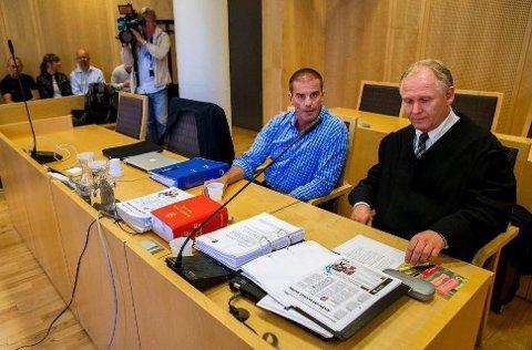 Morgan Andersen og advokat vant frem i Borgarting lagmannsrett. Nå blir det en ny runde i Høyesterett.