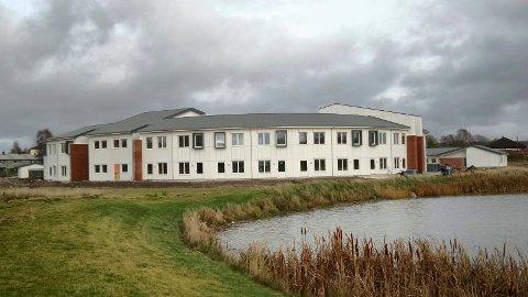 NYTT: Det nærmer seg åpning av det nye sykehjemmet på Østsiden. (Arkivfoto: Rolf B. Gundersen)