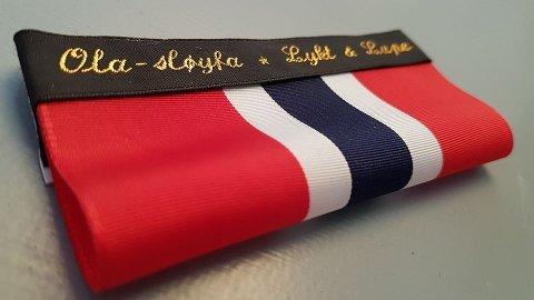 HISTORISK PREG: Sløyfa har historie fra 2. verdenskrig og et «tradisjonelt» design.