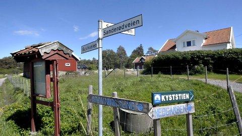 Søndre Sandøy: En ferieperle, men det har vært stor uenighet om hvor mye  biltrafikk øya tåler.