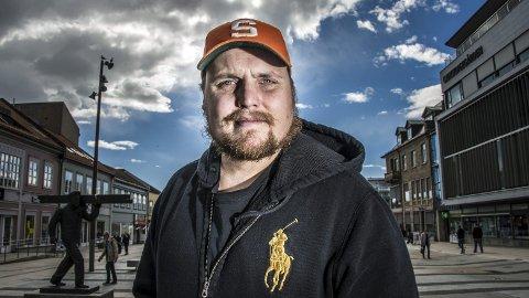 Spiller i byen: Fredag spiller  Stian «Staysman» Torbjørnsen og Lasse «Lazz» Jensen i Fredrikstad.Foto: Geir  A. Carlsson