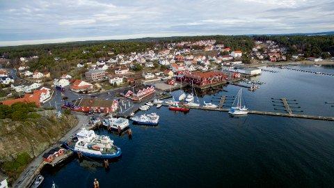 Skjærhalden, Kirkeøy: Her gjelder boplikt for hus og leiligheter som skal være til helårsbeboelse.
