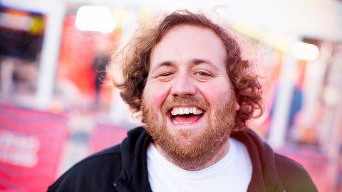 Kjent ansikt. P3-profilen Ronny Brede Aase er konferansier på inspirasjonssamlingen.