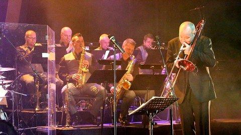 Kommer: Nils Landgren er klar for Gamlebyen i mars 2018. Han spilte ABBA med The Livin' Jazz Orchestra i 2013.