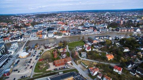 «Et talent å videreutvikle»: –  Vi har arvet Østfolds største by og i flere henseender en regionhovedstad. Vi har arvet et attraktivt boområde og et flott miljø ved havet og elva.