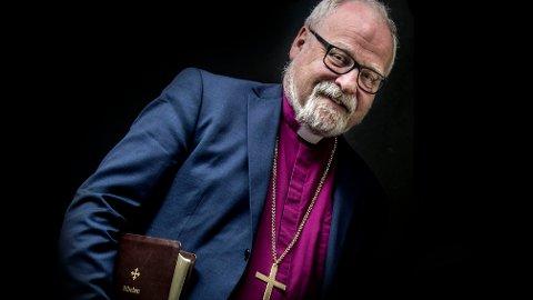 PÅSKEKLAR: Biskop Atle Sommerfeldt minner om at påsken er en høytid for å rette fokuset mot døden, og mellommenneskelige forhold.