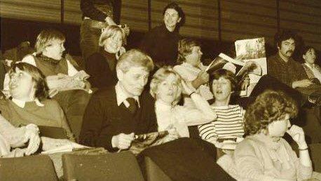Det var gjerne liv og røre i kinosalene før.