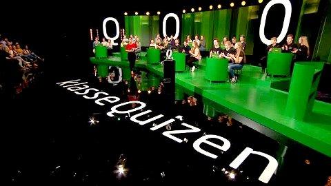 Tv-studioet på Marienlyst var fylt med både spente elever og foreldre tidligere denne uken.