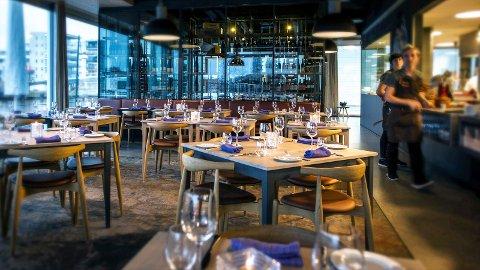 Restaurant Fabel får 27 av 36 poeng av vår anmelder.