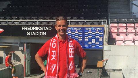 Lars Petter Brovold er salgs- og markedsleder i FFK. Nå merker han effekten av opprykket.