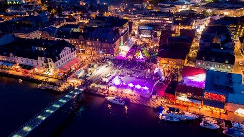 Større neste år: Idyllfestivalen skal utvides til to dager og to scener i 2018. Målet er 14.000 solgte billetter.