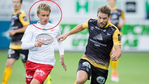 FERDIG: Thomas Rekdal ble kåret til Årets Talent i PostNord-ligaen. Nå er han trolig ferdig i FFK.