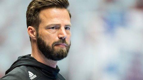 SUKSESS: Henrik Signell førte Sverige til bronsefinalen i EM i desember. Nå tar han med Jenny Sandgren på ligalandslaget.