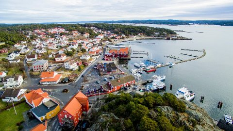 BUTIKKETABLERING: Firmaet Bille Sko & Klær på Skjærhalden er ett av firmaene som erblitt registrert i Brønnøysundregistrene den siste uka. Firmaet skal drive butikkhandel med salg av sko og klær.