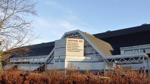 Østfold idrettskretts kvitter seg med lokalene sine i Østfoldhallen.