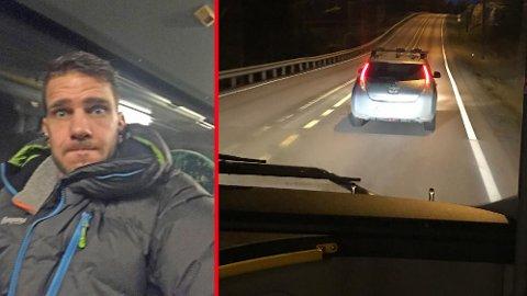 Brooms redaksjonssjef, Vegard Møller Johnsen, er blitt ufrivillig godt kjent med kollektivtransport. Det er ikke alt med busskjøring han setter like mye pris på ...