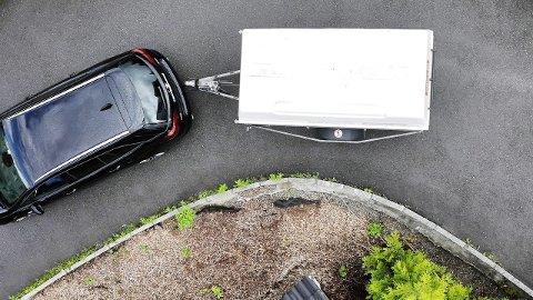 NY OPPFINNELSE: Svela Solutions mener de har funnet opp løsningen på bremseproblemene mange opplever med dagens tilhengerteknologi.