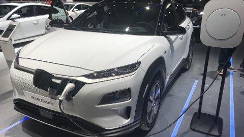Nordmenn elsker biler som kan lades. Og Hyundai skal i sommer lansere en helt ny modell – nemlig en folkelig og kompakt SUV. Interessen er så høy at man allerede nå innser at det kommer til å bli betydelige leveringsutfordringer.