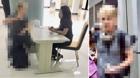 STANSET: 29-åringen, som skal være fra Fredrikstad, ble nektet innreise til Filipinene.