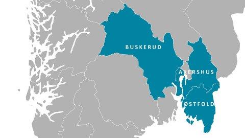 Nytt fylke fra 1. januar 2020: Østfold, Akershus og Buskerud slås sammen. Aps Siri Martinsen mener Fredrikstad og Sarpsborg må forberede seg ved å øke samarbeidet ytterligere innen næringsutvikling og infrastruktur og bygge opp tjenester sammen.