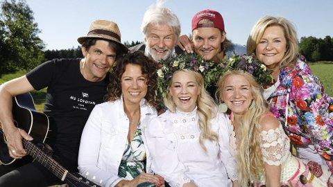 HVER GANG VI MØTES: Disse artistene skal være med i sesong nummer åtte av «Hver gang vi møtes» på TV 2.