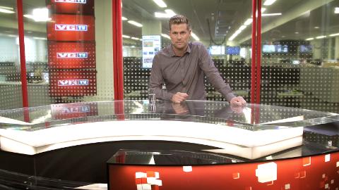 Direktør. Mads A. Andersen (35) har blant annet blitt et meget kjent fjes etter hans lange tid i VGTV, nå blir han direktør i video i Aller Media.