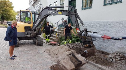 I dag stenger Hvalfangstmuseet i Gamlebyen etter 22 års drift - og harpunkanonen utenfor museet flyttes til Borgarsyssel Museum i Sarpsborg.