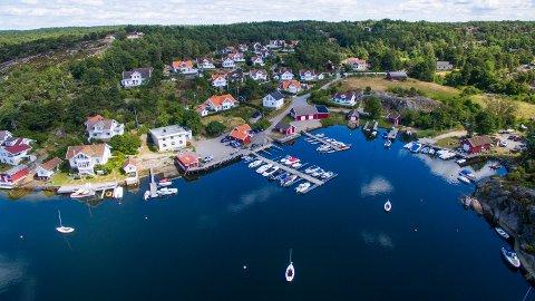 Ny plan: Politikerne på Hvaler skal i neste uke ta stilling til en ny detaljplan for  Bølingshavn.
