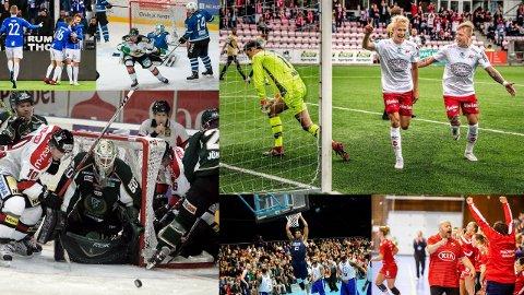 Abonnerer du på Fredriksstad Blad kan du boltre deg med direktesendt sport på FBTV.