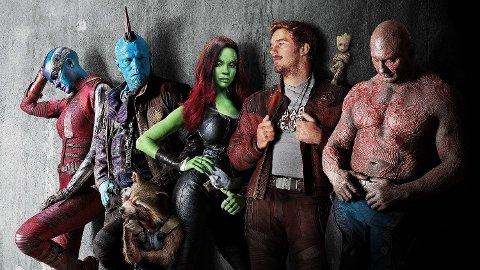 POPCORNFILM: Oppfølgerfilmen Guardian of the Galaxy vol. 2 er en av de mest populære filmene i sjangeren Kritikerroste filmer. Men det finnes flere spennende sjangre i filmtjenesten, mange flere!