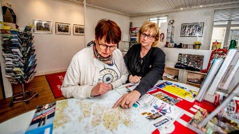 KUTTER UTGIFTER: Visit Fredrikstad og Hvaler driver blant annet turistkontoret. I år skal all service drives av selskapets egen stab, uten sommerhjelp.