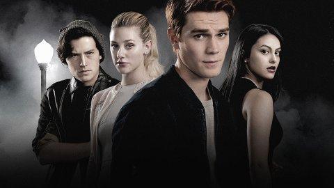 Riverdale er en av de mest populære seriene på Netflix.