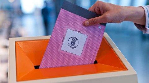 Mange lister. Ikke mindre enn 18 partier kjemper om plass i det nye Viken fylkesting som skal velges i september.