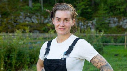 REALITY: Mange kjenner Camilla Cox Barfot fra Farmen og Torpet, men mange har også hatt den blide rørleggeren på besøk hjemme. Nå er hun med i kampen om å bli «Norges hyggeligste håndverker».