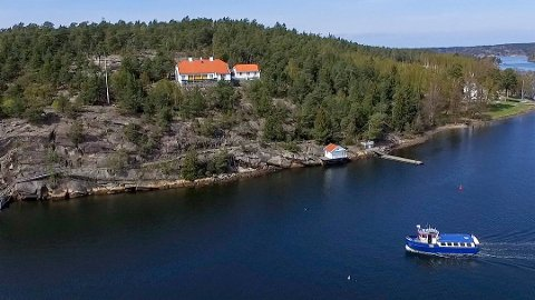 BLOKSBERG: Prinsesse Märtha Louises eiendom på på Hankø har en prisantydning på 35 mllioner kroner og er ikke blitt solgt i løpet av det året den har vært til salgs.