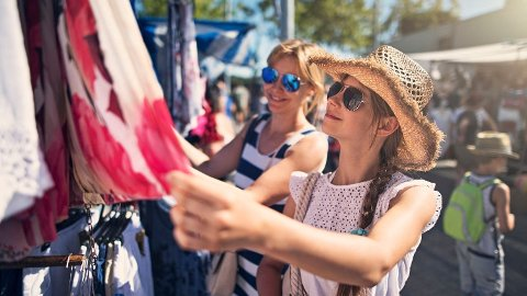 LETT Å BLI LURT: Det gjelder å følge med på ferie i Syden. Foto: Getty Images