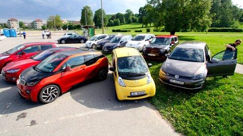 Den ambisiøse planen om at 10 prosent av alle bilene i Norge skulle være ladbare innen 2020 passeres snart.