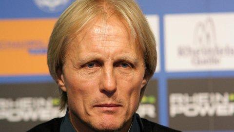 Ikke hørt fra: Jørn Andersen har ikke hørt noe fra Sarpsborg 08 om den ledige trenerjobben.