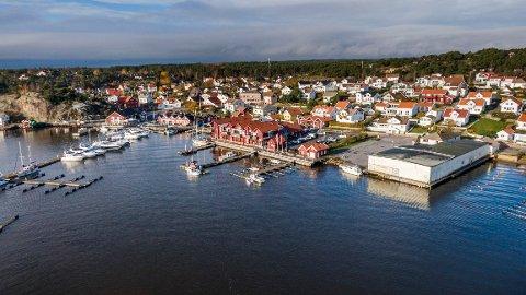 Næringslivet på Skjærhalden og resten av Hvaler kjemper om et par millioner kroner.