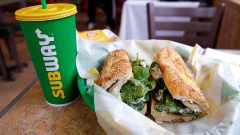 Brødet hos Subway er ikke brød, slår irsk høyesterett fast.