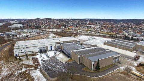 NY BEDRIFT: I disse dager etableres det et nytt stort selskap i lokalene der stålrørsfabrikken Sønnichsen holdt til i en årrekke.