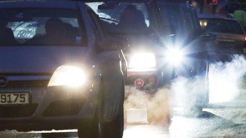 EU skal i 2021 vedta nye utslippskrav for biler. Euro 7. Akkurat nå ser de ut til å bli strengere enn mange hadde ventet seg. Foto: Johansen, Erik, SCANPIX