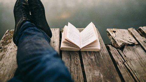 Bøker gir deg en pause i hverdagen