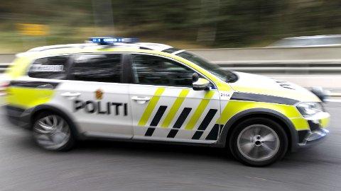 21-åringen fortalte i retten at han fikk følelsen av at bilen bak ville han skulle øke hastigheten. Dermed gjorde han det... Foto: NTB Scanpix.