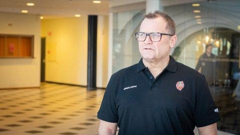 Modo er klubben Magnus Sundquist skal få på rett kjøl igjen.