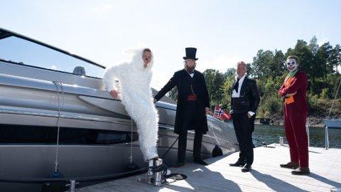 Få ting er overlatt til tilfeldighetene i NRK-serien «Exit», inkludert bilvalget.