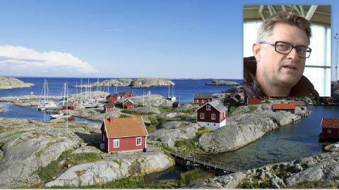 Håvard Rochman F. Johansen er blant 12.000 nordmenn med fritidsbolig i Sverige. Nå frykter han en ny sommer uten mulighet for å dra på hytteferie.